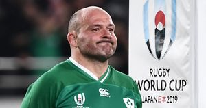 Rory Best has played his last game for Ireland, retiring from international rugby after the World Cup
