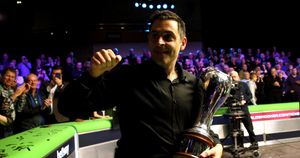 Ronnie O'Sullivan won his seventh UK Championship