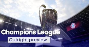 Our outright preview and best bets for the 2019/20 Champions League