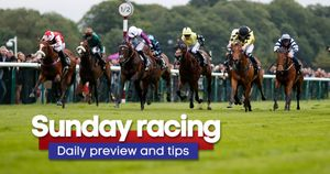 Horse Racing Betting Tips | Racecards & Resultss - Sporting Life