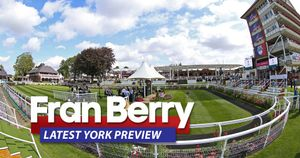 Fran Berry previews the York Ebor Festival
