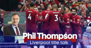 Phil Thompson: Former Liverpool defender talks about reds' title chances