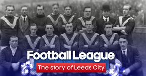 We take a look at the story of Leeds City - the team who Leeds United replaced