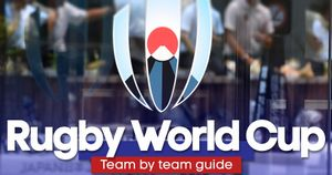 A guide to every nation competing at the 2019 Rugby World Cup in Japan