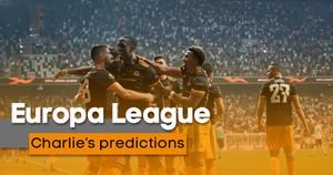 Charlie Nicholas previews the latest round of Europa League games involving Arsenal, Manchester United and Wolves