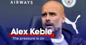 Alex Keble looks at three Premier League managers feeling the pressure ahead of the weekend