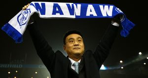 Sheffield Wednesday owner Dejphon Chansiri