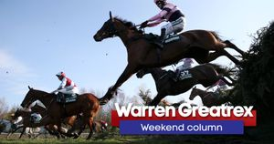 The Lambourn trainer guides us through his weekend team