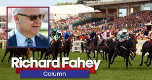 Check out Richard Fahey's guide to his weekend team