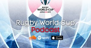 Listen to our Rugby World Cup podcast with World Cup winner Dorian West and England finalist Mark Cueto