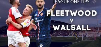 Our best bets for Fleetwood v Walsall