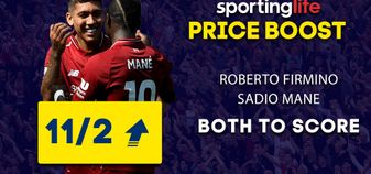 Sporting Life Price Boost for Saturday, October 20