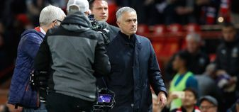 Jose Mourinho - charged by the FA
