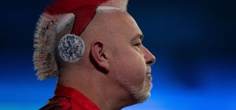 Peter Wright: Knocked out of the World Championship in the second round