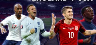 England v USA: International friendly taking place on November 15