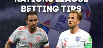 Spain host England in the Nations League