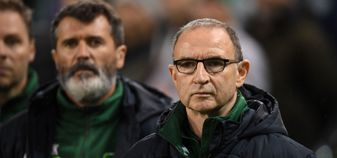 Martin O'Neill (right) and Roy Keane oversaw 19 wins with the Republic of Ireland