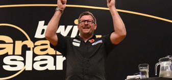 James Wade (Picture: Chris Dean/PDC)