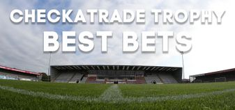 Our best bets for Tuesday's Checkatrade Trophy games