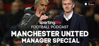 Tune into our Manchester United Manager Special Podcast for all the latest news, rumour and debate from Old Trafford