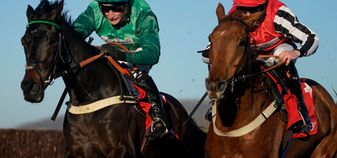 Sceau Royal and Simply Ned do battle at Cheltenham