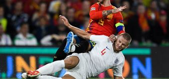 Eric Dier: The Spurs and England star discusses THAT tackle on Sergio Ramos