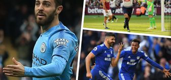 The Premier League round-up for Saturday October 20
