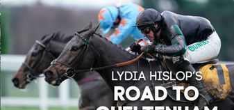 Lydia Hislop reflects on Altior's victory in the Tingle Creek Chase