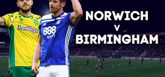 Our best bets for Norwich v Birmingham