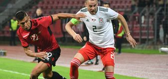 Wales were defeated by Albania