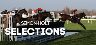 Don't miss Simon Holt's latest preview