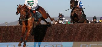 Baron Alco leads Frodon at Cheltenham