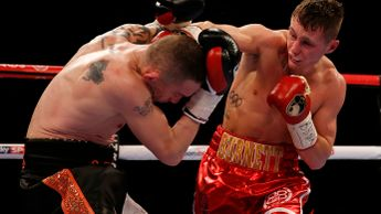 Ryan Burnett faces a tough test this weekend
