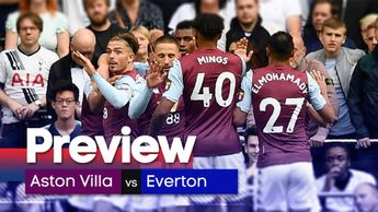 Aston Villa take on Everton at Villa Park. Check out or preview & best bets