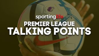 Premier League Talking Points