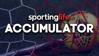 Check out this weekend's Sporting Life Accumulator
