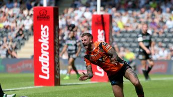 Zak Hardaker has joined Cas