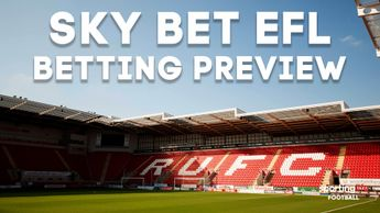 Our best bets for the latest round of Sky Bet EFL games