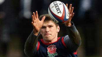 Owen Farrell: recalled by England