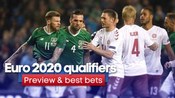 Check out our best bets for Monday's Euro 2020 qualifiers