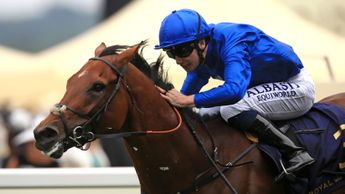 Benbatl and Oisin Murphy land the Hampton Court Stakes at Royal Ascot