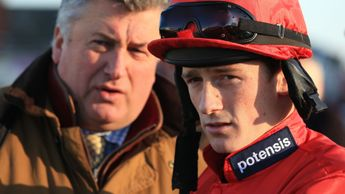 Paul Nicholls and Sam Twiston-Davies