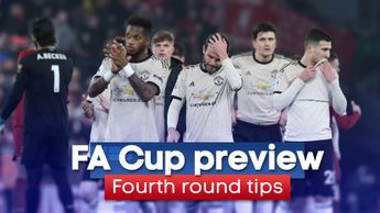 Read our latest FA Cup preview for Sunday's fourth roun action