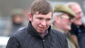 Alan O'Keeffe, assistant trainer to Jennie Candlish