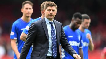 Steven Gerrard taking charge of Rangers this season