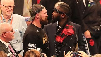 Fury and Wilder - Las Vegas showdown