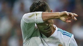 Frustration for Cristiano Ronaldo - and punters
