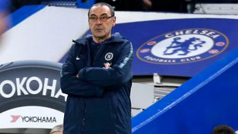 Maurizio Sarri: The Italian is under pressure after a tough run of results at Chelsea