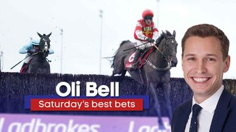 Check out Oli Bell's picks for Saturday