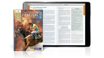Pre-order the Weatherbys Cheltenham Guide